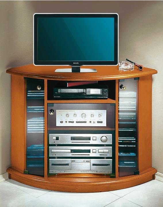 tv video eckwagen klassieke meubels bader. Black Bedroom Furniture Sets. Home Design Ideas
