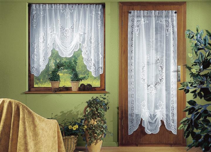 Fensterdekoration Gordijnen Bader