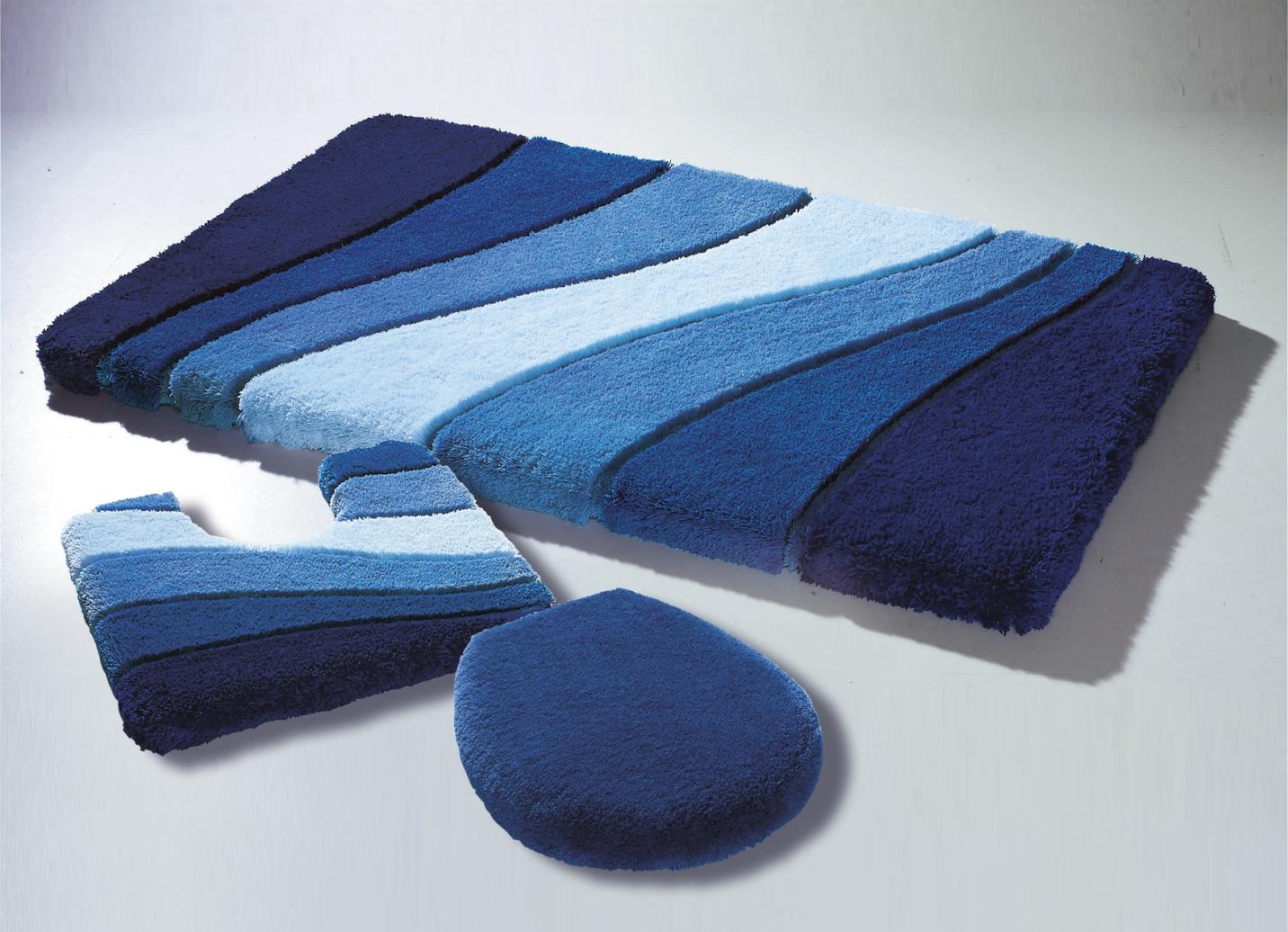 meusch badgarnitur in verschiedenen farben badmatten. Black Bedroom Furniture Sets. Home Design Ideas