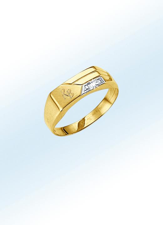 ee14f94a8e Ringen - Damenring mit Diamant, in Größe 16.0 bis 24.0, in Farbe