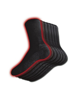 Thermosocken, 6er-Pack