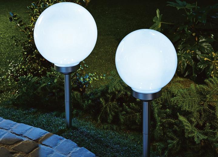 LED-Solar-Gartenleuchte, verschiedene Ausführungen - Tuinverlichting ...