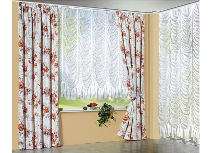 Fensterdekoration In Verschiedenen Ausführungen Gordijnen Bader