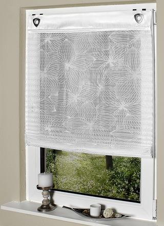 Rollo mit Motiv – eine praktische und wunderschöne Fensterdekoration