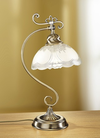 Tafellamp, 1 lamp