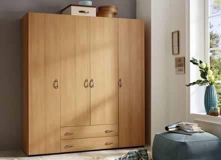 kleiderschrank mit viel stauraum ideal f r ihr schlafzimmer geeignet. Black Bedroom Furniture Sets. Home Design Ideas