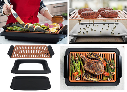 "Grillrost ""Smokeless Grill"" XL"
