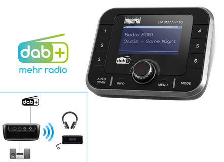 Imperial Dabman 410 DAB+ Radio-Adapter