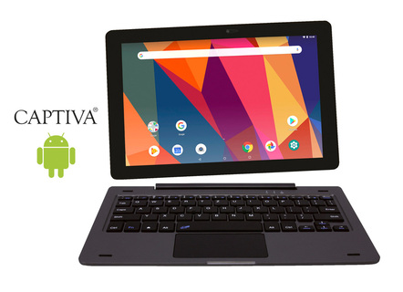 Captiva Pad 10, 2-in-1 tablet-pc