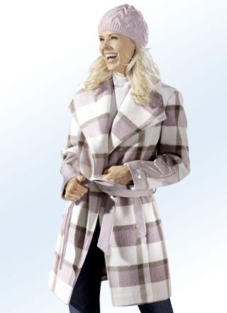 Damen Wollmantel grau versandkostenfrei online bestellen