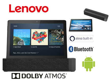 Lenovo Smart Tab M10 tablet-pc met oplader