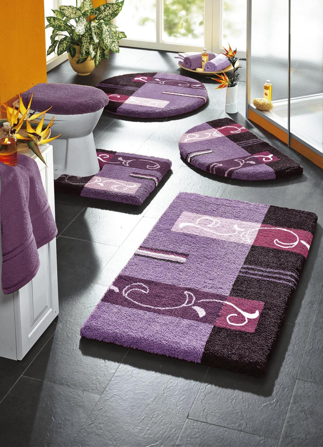 grund badgarnitur in verschiedenen farben badmatten. Black Bedroom Furniture Sets. Home Design Ideas