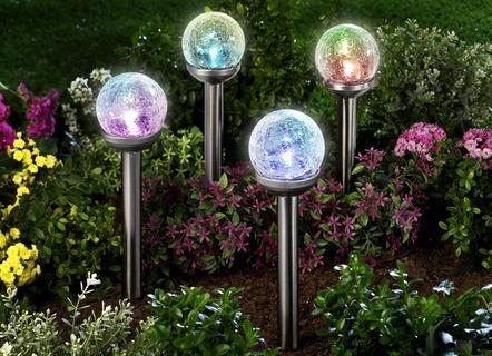 Solar Lampen Tuin : Solarleuchten für den garten u umweltfreundlicher lichterzauber