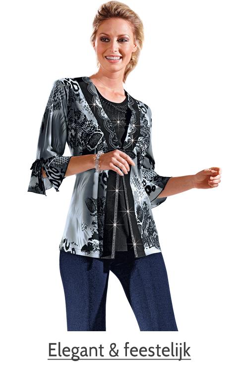 dameskleding exclusive kleding voor dames bader. Black Bedroom Furniture Sets. Home Design Ideas